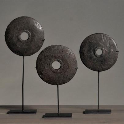 dischi pietra papuasia
