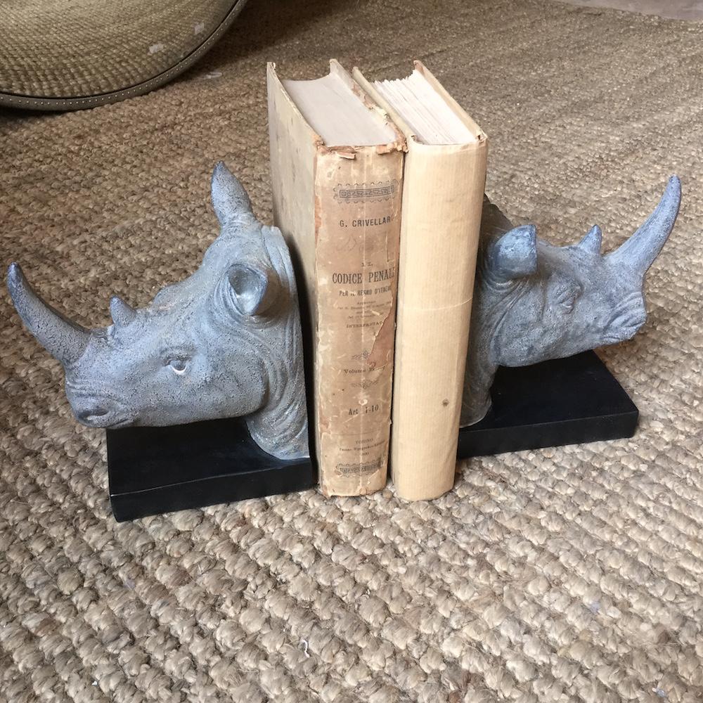 reggilibri rinoceronte