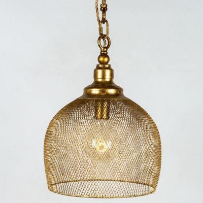 lampadario oro Kimi