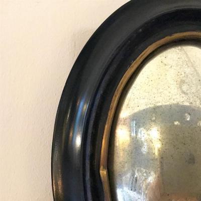 specchio convesso ovale