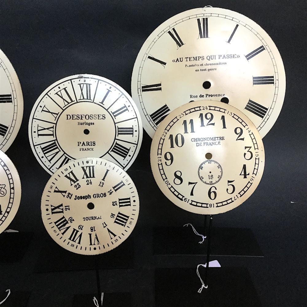 orologi su piedistallo