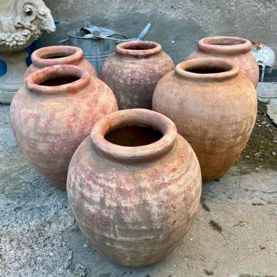 vasi Java terracotta