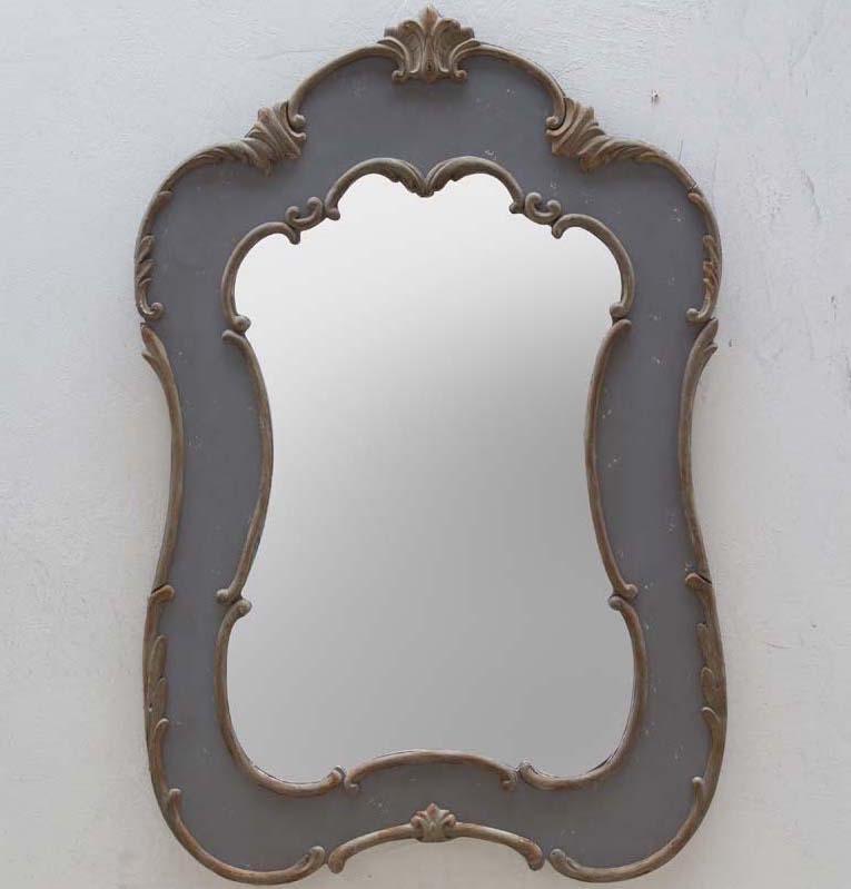 specchio Isabel legno