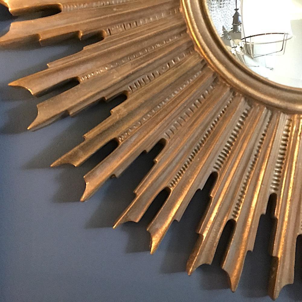 specchio Sole F molato