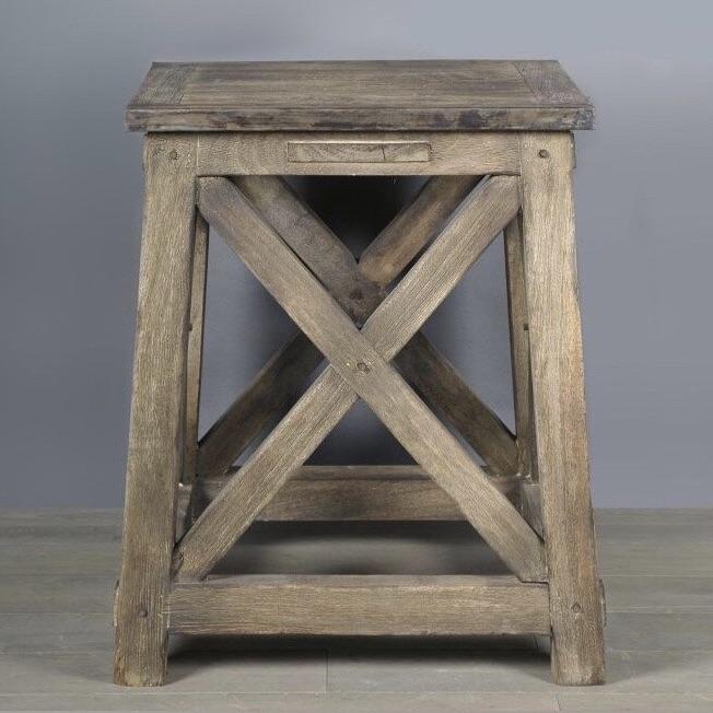 tavolino legno atelier