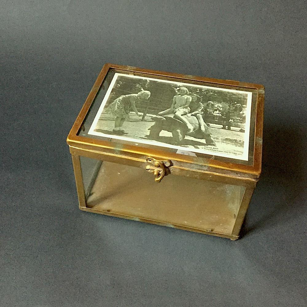 scatola portafoto