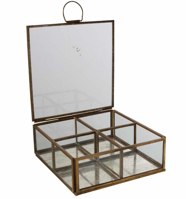 scatola 4 scomparti