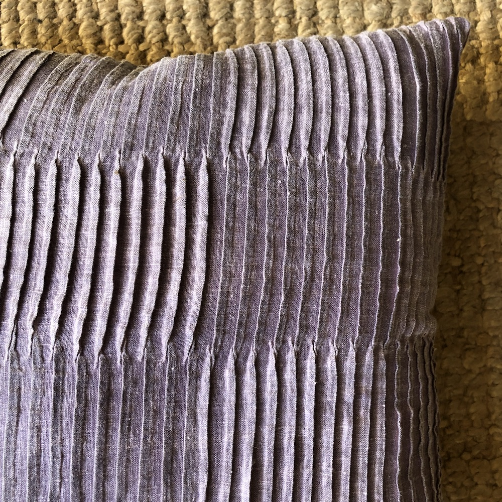 cuscino lino Elena