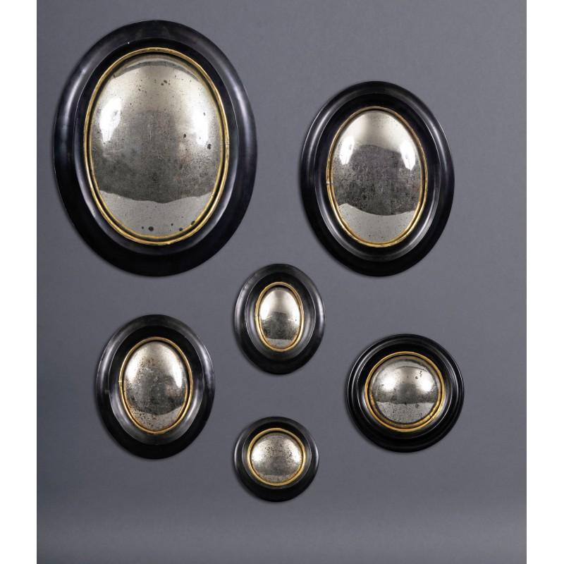specchio Napoleone III convesso
