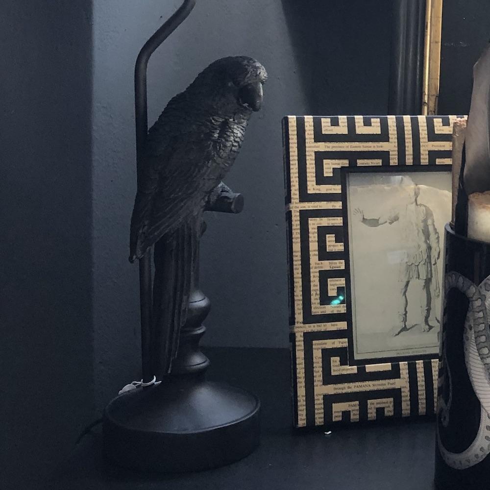 lampada Parrot
