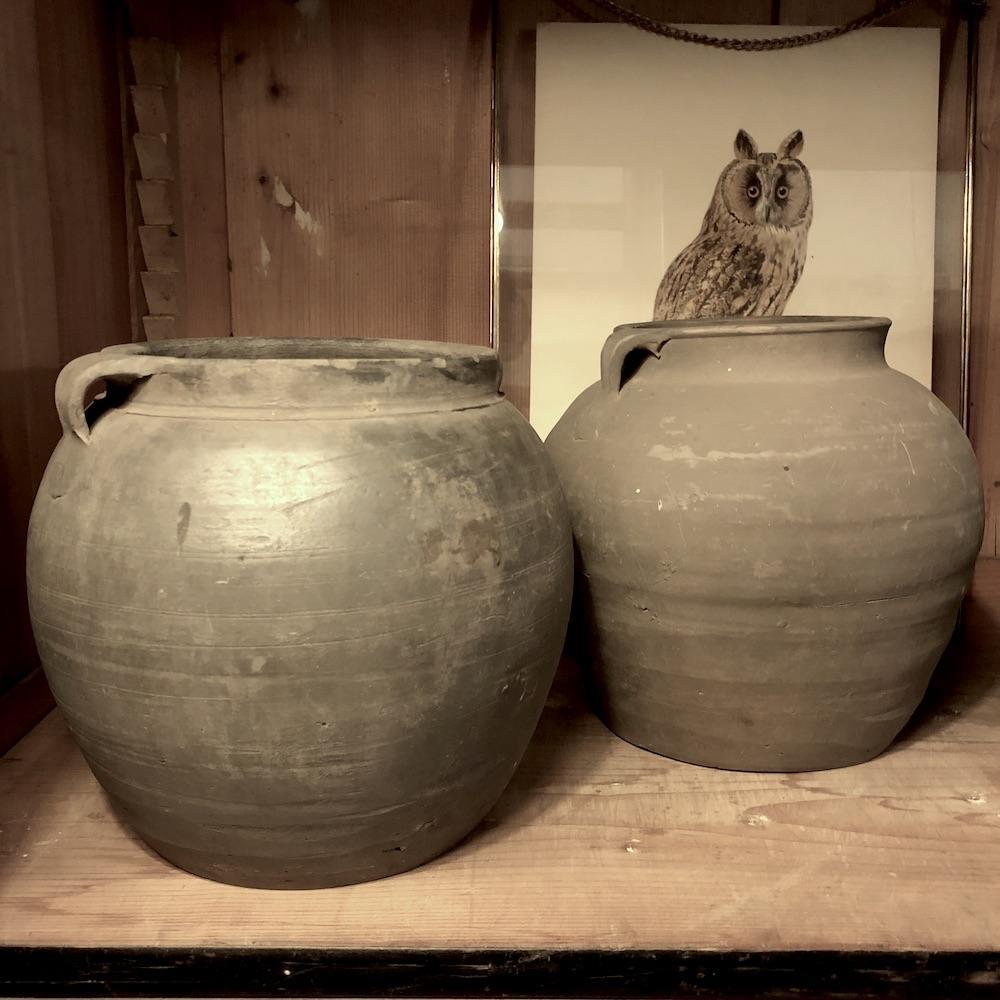 vaso vintage manici