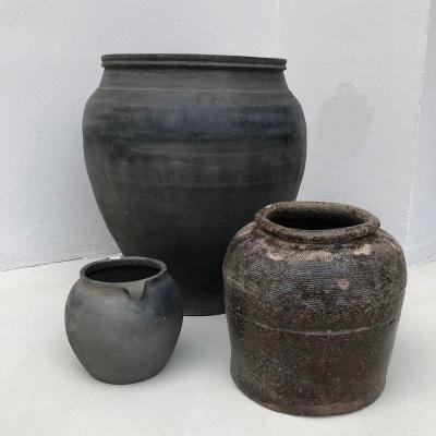 vaso terracotta manici