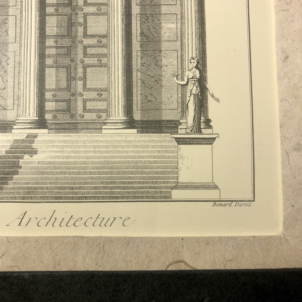 stampa architettura