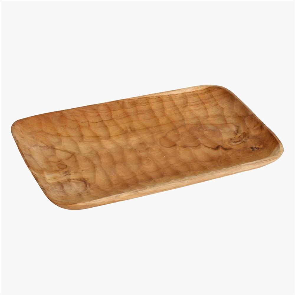 vassoio legno natural