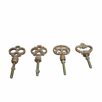 set/4 pomelli chiave