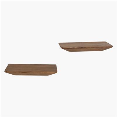 mensola in legno piccola