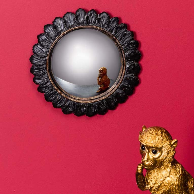 specchio convesso Fleur D 24