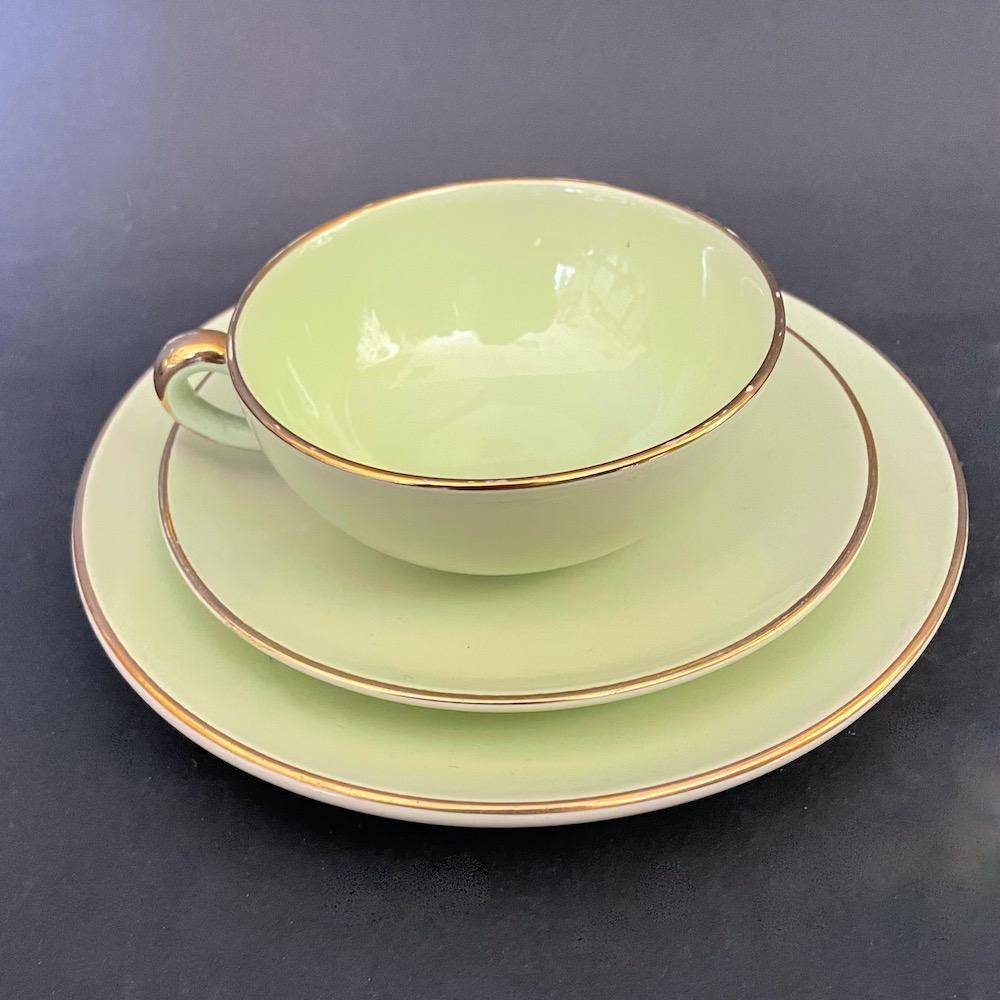tazza da te verde
