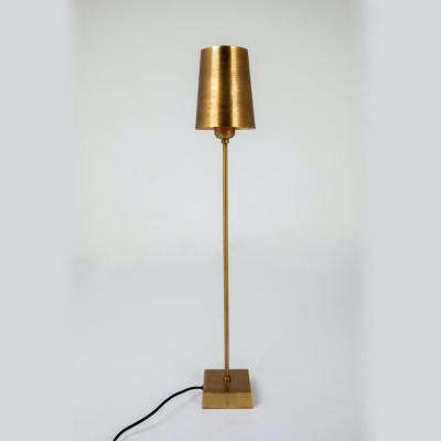 lampada da tavolo Brody ottone