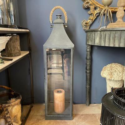 grande lanterna grigia Cape code