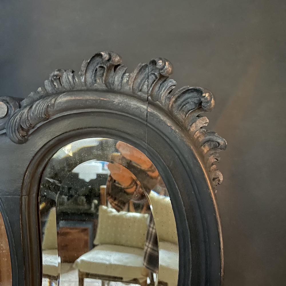 specchiera molata antica