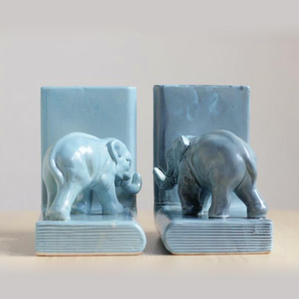 fermalibri elefanti Decò anni'30