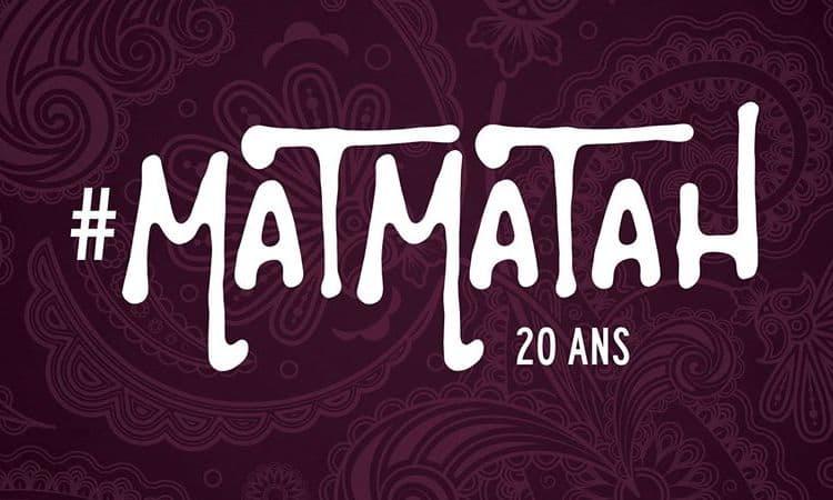 Critique Matmatah best of 2015