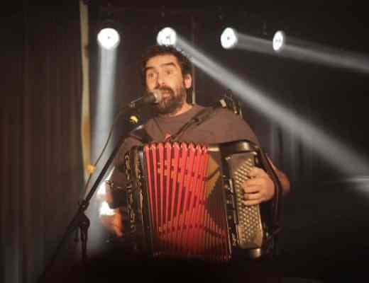 Frédo chante Renaud