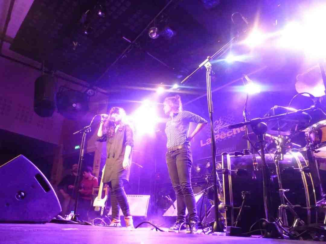 Yelli Yelli & Interzone Trio à Taparole