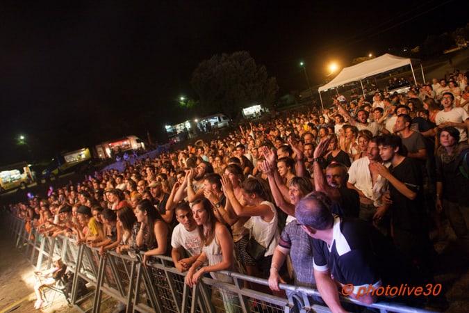 Public Festival Rocktambules Rousson Photolive30