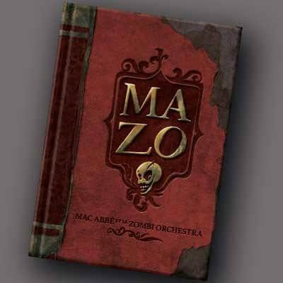 Livre-cd MAZO