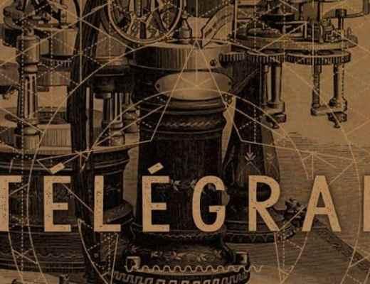 Télégramme pochette album