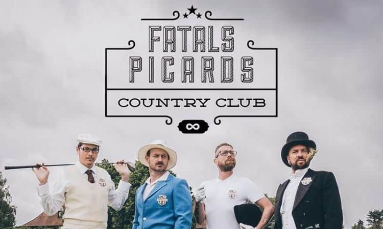 Les Fatals Picards Country Club 2016