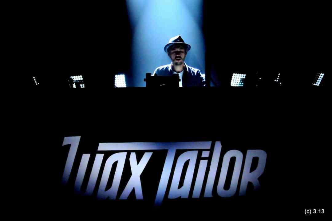 Wax Tailor Nîmes novembre 2016 3.13
