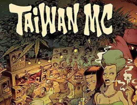Taïwan MC Heavy this year 2013