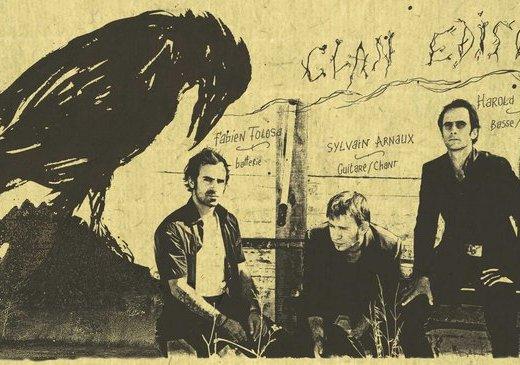 """Chronique Clan Edison """"Clan Edison"""" (2011)"""