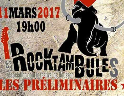 11 mars 2017 Oai Star rousson