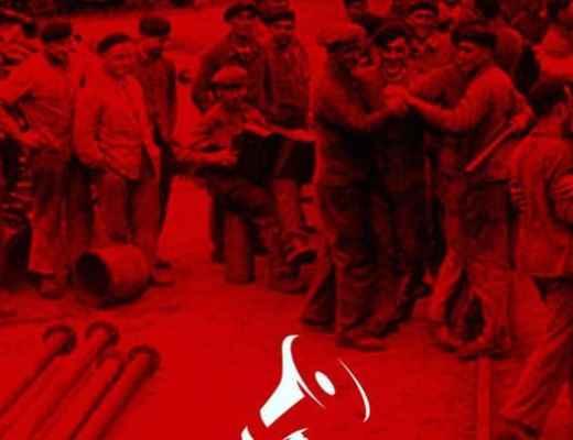 Melissmell fête anticapitaliste 2015