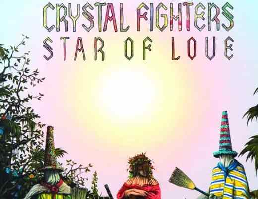 "Crystal Fighters ""Star of love"" 2010"