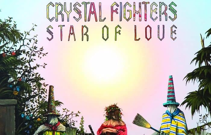 """Crystal Fighters """"Star of love"""" 2010"""