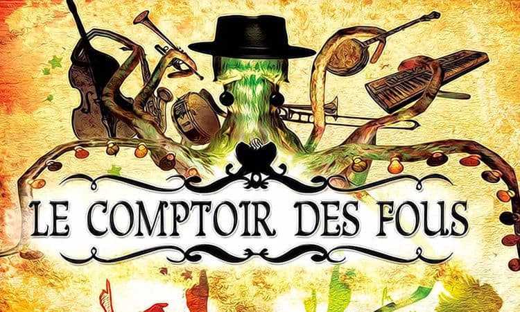 Critique Le Comptoir des Fous Volume 2 2011