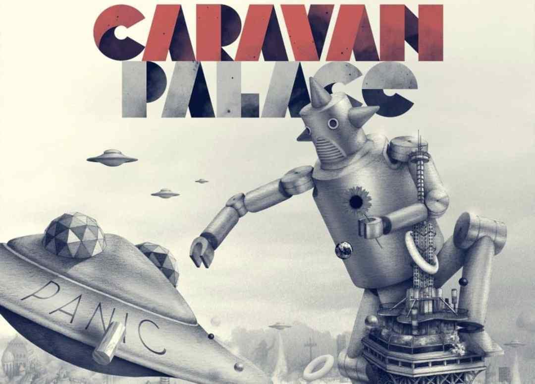 Critique Panic Caravan Palace 2012