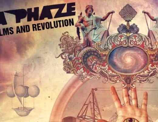 Album La Phaze Psalms & revolution 2011