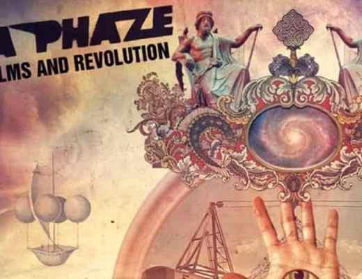 Album La Phaze Psalms & revolution 2011