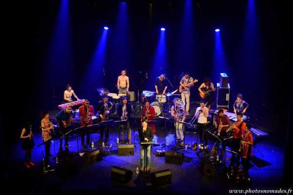 Loïc Lantoine & The Very Big Experimental Toubifri Orchestra 12ème Festival Pas de Poissons, des Chansons