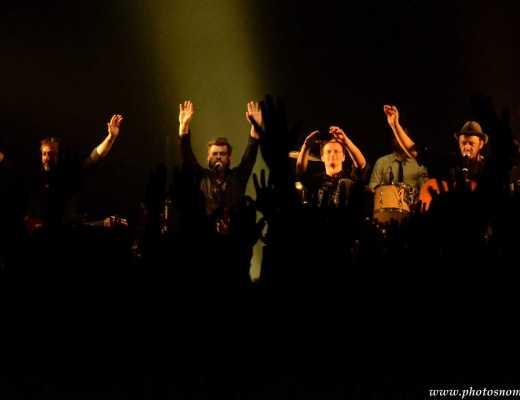 Debout sur le Zinc 12ème Festival Pas de Poissons, des Chansons