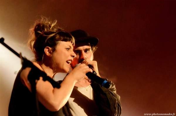 La Cafetera Roja - Festival Kaz Kabar Joyeuse (07) 15/04