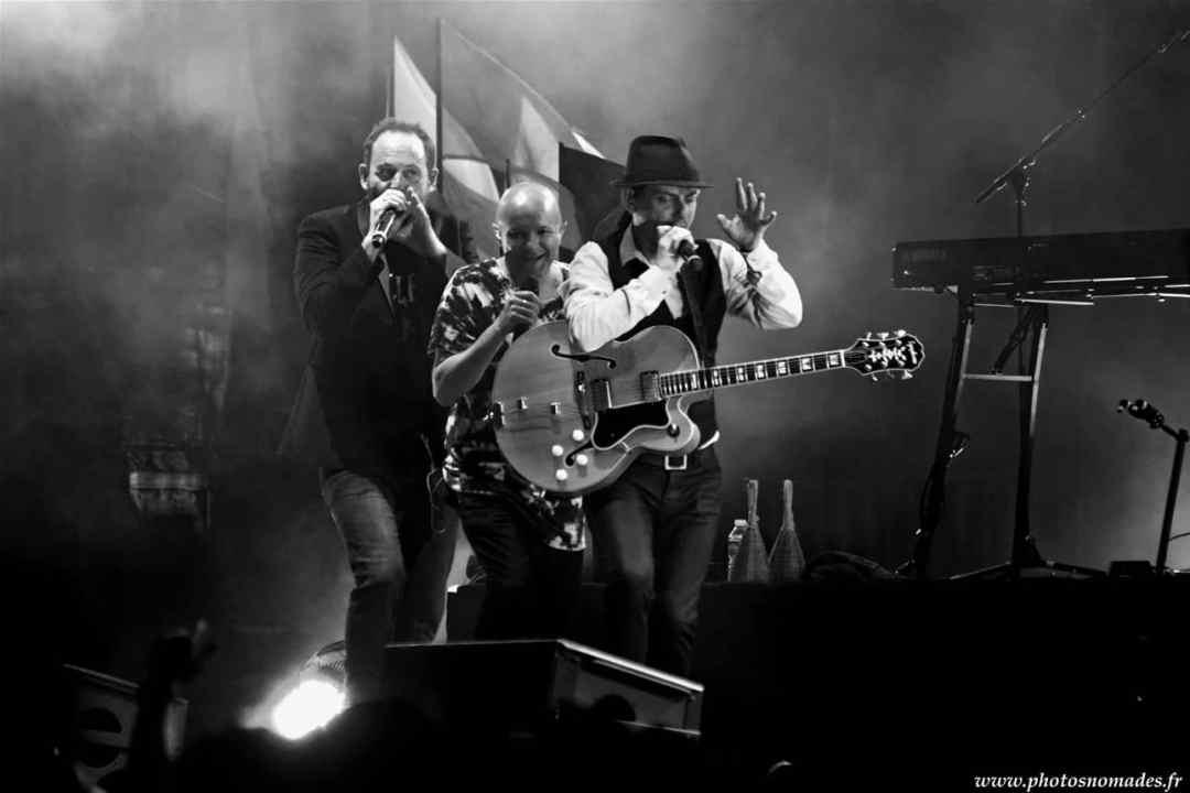 Tryo - Luberon Music Festival 2017 - Photos Nomades