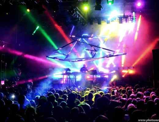 Vitalic - Luberon Music Festival 2017 - Photos Nomades