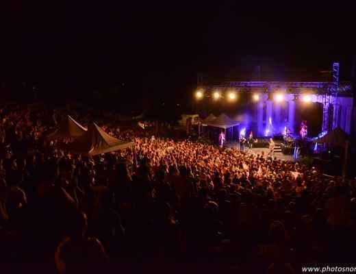 Tryo - 9ème Mont Festi Cotton Act 1 - Bagnols sur Cèze (30) 08/07/2017 Photos Nomades